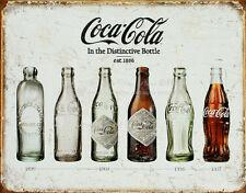 Vintage Retro Coca Cola Removable Sticker Print Art Mural  Restaurant Wall Decor