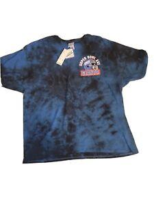 NWT '47 Brand Vintage Tubular Retro New York Giants Super Bowl XXI t-shirt Sz 2X