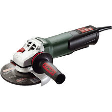 "Metabo 600488420 6"" 12 AMP Angle Grinder w/ Paddle Switch New"