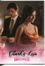 Smallville Seasons 7-10 Lois & Clarke Chase Card LC4