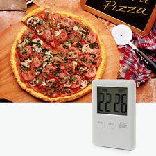 Kurzzeitmesser Timer Küchenwecker Stoppuhr mit Magnet Eieruhr Teetimer Digital Q