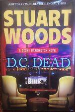 D.C. Dead: A Stone Barrington Novel by Stuart Woods new hardcover Book Club ed.