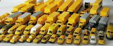 Herpa Wiking Busch Brekina Post DHL Telekom PKW Transporter LKW Modelle 1:87 HO