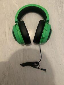 Razer Kraken Gaming Headset in Green