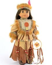 Native Indian Costume Dreamcatcher for American Girl 18 inch Doll Clothes LOVV!