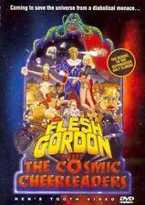 Flesh Gordon Meets The Cosmic Cheerle 0759731411424 DVD Region 1
