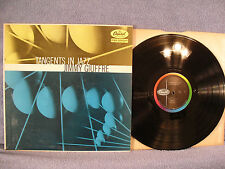 Jimmy Giuffre, Tangents In Jazz, Capitol Records T 634, 1956, Cool Jazz