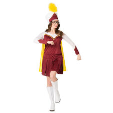 Womens Marching Band School Halloween Costume