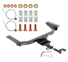 Trailer Tow Hitch For 16-18 Mazda CX-9 All Styles Receiver w/ Draw Bar Kit
