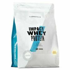 Myprotein - Impact Whey Protein Powder 1 KG BAGS - PICK YOUR FLAVOUR!!!!!!!!