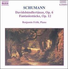 Schumann...Op6, Op12... Frith Piano. CD