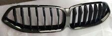 BMW OEM 2019+ G14 G15 G16 8 Series OEM M Sport Front Grille Black Shadowline New