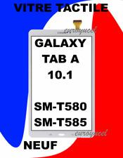 ECRAN VITRE TACTILE SAMSUNG GALAXY TAB A 10.1 SM-T580 T585 BLANC QUALITÉ ORIGINE