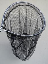 Pêche mouche : épuisette raquette, aluminium