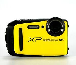 Fujifilm FinePix XP90 16.4MP Digital Camera HD 1080i/60fps + 16GB SD Card