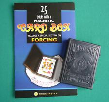 Magnetische Kartenbox - Karten austauschen leicht gemacht - Magnetic Card Box