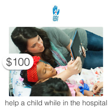 $100 Charitable Donation For: Learning Technology for the Hospital