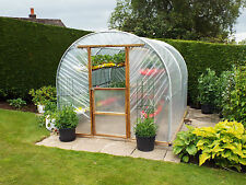 10ft x 20ft New Concept Polytunnel grow polytunnels UVI cover poly tunnel covers