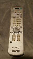 SONY RM-Y195 TV Remote Control KV-38FS120 KV-36FS120 KV-34FS120 KV-32FS120