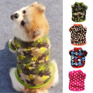 Dog Cat Coat Jacket Winter Clothes Puppy Cat Sweater Clothing Coat Pet Apparel