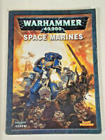 Games Workshop Warhammer 40k Codex Space Marines 5th Edition (2008)