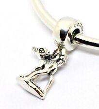 Genuine Authentic Pandora Disney Bambi Dangle Ciondolo S925 ALE