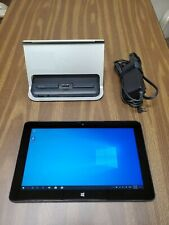 Dell Venue 11 7130 Pro Tablet Intel i5 8GB Windows 10 Pro Dock Office 2013