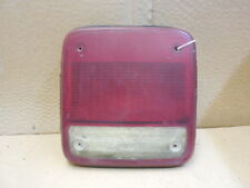 1985 - 1995 Chevrolet Van G Series Right Passenger Tail Light 16503230