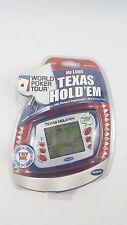 Radica World Poker Tour Texas Hold'Em Hold Em Travel Electronic Card Game New