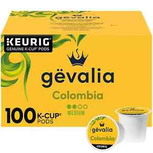 Gevalia Colombian K-Cup Coffee Pods (100 ct.) 100% Free Shipping