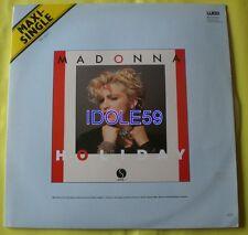 Madonna, holiday / lucky star , Maxi Vinyl