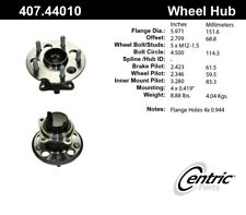 Wheel Bearing and Hub Assembly-FWD Rear Centric fits 2004 Toyota Sienna