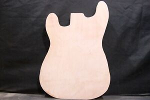 "Alder 1-piece guitar body blank   Cut to ""STRAT"" shape   #2672"
