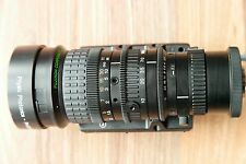 "Fujinon h16x10a 10-160mm f2.5 TV ZOOM LENS FOR 2/3"" or 1/3"" C-Mount"