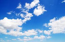 Fototapete Himmel Natur Nr. 271 Größe: 400 x 280 cm Element Luft Wolken Tapete
