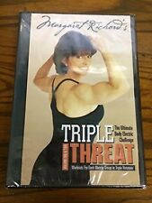 Margaret Richard's Triple Threat (DVD, 2005)