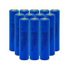 AAA Batteries ER10450 3.6V 700mAh Li-SOCl2 Lithium Battery 20pcs Bulk
