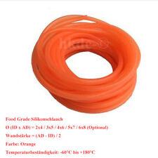 Hellgrün Food Grade Siliconschlauch Bier Selbstbrauen Flexibel Tube Rohr ID2~6mm