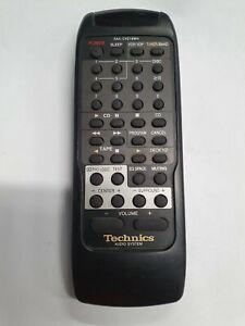 Genuine Technics RAK-CH219WH AUDIO SYSTEM Remote Control SA-EA60 SC-EH600