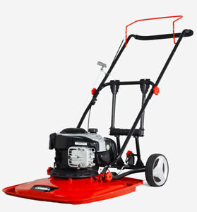 "Cobra AirMow 51B Petrol Hover Lawnmower 20"" Petrol Hover Mower Powered by B&S"
