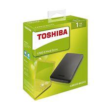 Toshiba Canvio basique 1TB USB 3.0 disque dur externe