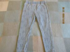 "Girls ""Bunny"" Jeans - Age 3 - 4"