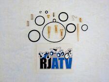 Honda TRX125 1985-1986 CARBURETOR Carb Rebuild Kit Repair TRX 125
