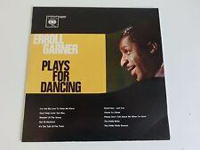 Erroll Garner plays for dancing cbs p62221 Holland issue Jazz LP