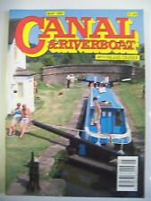 Canal & Riverboat magazine. Vol. 14. No. 5. May, 1991. Birmingham Boat Show.