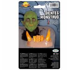 Halloween Ogre Dents Avec Crocs MONSTER Bête loup-garou Déguisements