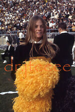 1969 MISSOURI TIGERS Cheerleader - 35mm Football Slide