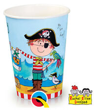 Rachel Ellen Pirate Birthday Party Tableware Napkins Plate Cup Tablecover