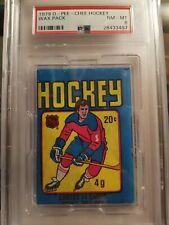 1979-80 O PEE CHEE NHL HOCKEY SET BREAK BUY 5 CARDS GET FREE SHIPPING 1-200