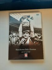 FA Cup Final: 1985 - Everton Vs Manchester United DVD (2004) Manchester United